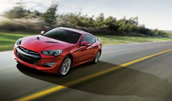 GENESIS COUPE full